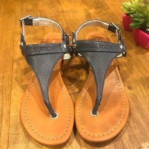 Nautica Navy Blue Sandals